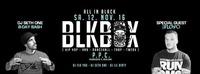 Blkbox - all in black - BdayEdition@P.P.C.