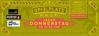 ►W W U P!◄ // Ultrafunkular //@Club Spielplatz