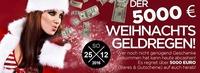 Der Weihnachts-Geldregen!