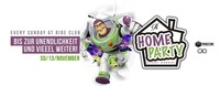 Home Party - Toy Story@Ride Club