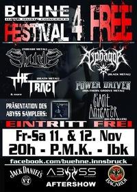 Dark Metal Night und FFF Aftershow by Flo of Graveworm@Abyss Bar
