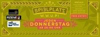 ►W W U P!◄ //RnB meets House// /w DJ Alpa@Club Spielplatz