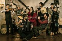 18. Akkordeon Festival 2017  Barcelona Gipsy balKan Orchestra (ES-CT/IT/FR/GR/RS/UA/ES-AN) @Stadtsaal Wien