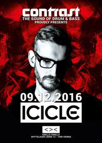 Contrast presents Icicle (Shogun Audio - UK)