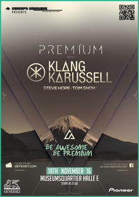 Premium presents Klangkarussell
