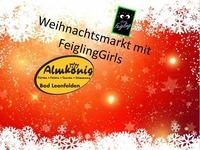 Weihnachtsmarkt mit FeiglingGirls@Almkönig