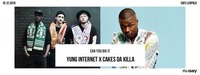Canyoudigit w/ Cakes da Killa & Yung Internet@Café Leopold