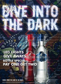 Dive into the Dark | pay one get two #johnnysclub@Johnnys - The Castle of Emotions
