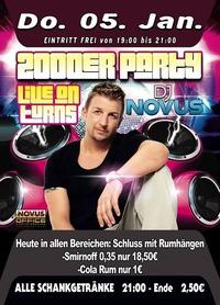 2000er Party mit DJ Novus@Excalibur