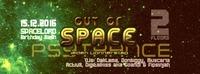 Out Of Space - Spacelord Birthday Bash // Do 15.12. Weberknecht@Weberknecht