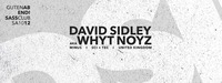 Guten Abend! II David Sidley aka Whyt Noyz II minus@SASS