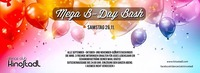 Mega B-Day Bash - September, Oktober, November 2016@Kino-Stadl