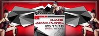 DJane Joana Plankl live im Hammerwerk