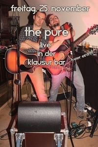 The Pure Live @Klausur Bar@Klausur Bar