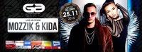 Mozzik & Kida Live Club Show@Club G6