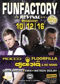 FunFactory Revival | Megaevent - Floorfilla & Rocco