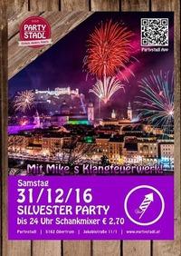 Silvester Party@Partystadl
