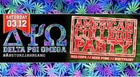 American College Party by ΔΨΩ - Die Absturzprüfung@Ride Club