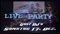 LIVE for the Party mit Gast DJ Duo Clubbrothers@Disco Apollon