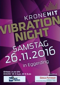 KroneHit Vibration Night@Brambergersaal