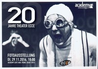 Vernissage: 20 Jahre Theater ecce@academy Cafe-Bar