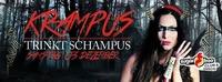 Krampus trinkt Schampus!