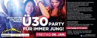 Ü 30 Party – Für Immer Jung!@Fledermaus Graz