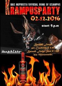 Krampusparty@Bar Mephisto