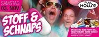 ★★★ Stoff & Schnaps- DIE Party ★★★@Fullhouse