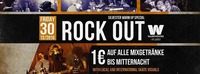 Rock Out - Silvester Warmup Special@Warehouse