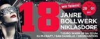 18 JAHRE Bollwerk Niklasdorf@Bollwerk