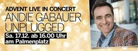 Advent live in concert: Andie Gabauer unplugged