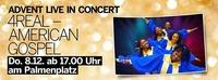Advent live in Concert: 4Real-American Gospel