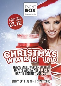 Christmas Warm Up@The Cube Disco