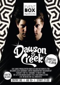 Dawson & Creek@The Cube Disco