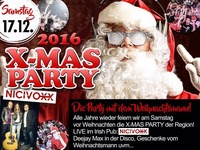 Maurer's X-MAS PARTY 2016@Maurer´s
