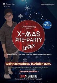 X-Mas Pre-Party /w LEVEX