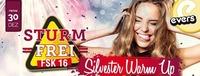 Sturmfrei - Silvester Warm up@Evers