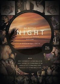BIG Bottle NIGHT #saturday@SevenFox