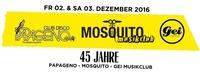 45 Jahr Feier: Papageno - Mosquito - GEI Musikclub@GEI Musikclub