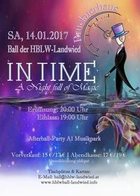 Ball der HBLW Landwied  2017