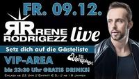 Rene Rodrigezz live im Till@Till Eulenspiegel