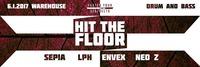 Hit the Floor #2@Warehouse