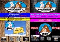2.Party-Wochenende im Kuhstall-Bullshit@Kuhstall