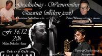Gradischnig-Wienerroither Quartett@Smaragd