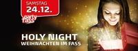 Holy Night - Weihnachten im Fass@Partyfass