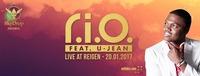 RIO feat. U-Jean live at Reigen@Reigen