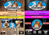 3 Party Wochenende im Kuhstall Bullshit Freitag,16122016@Kuhstall