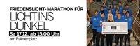 Friedenslicht-Marathon für Licht ins Dunkel@Plus City