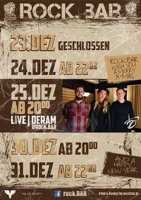 DERAM live@ rock:BAR@rock.Bar